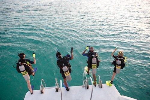 Kids Diving Bali