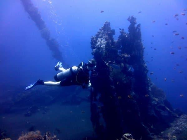Liberty Wreck Tulamben